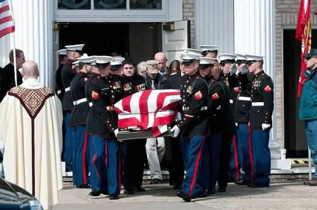Sidebar funeral