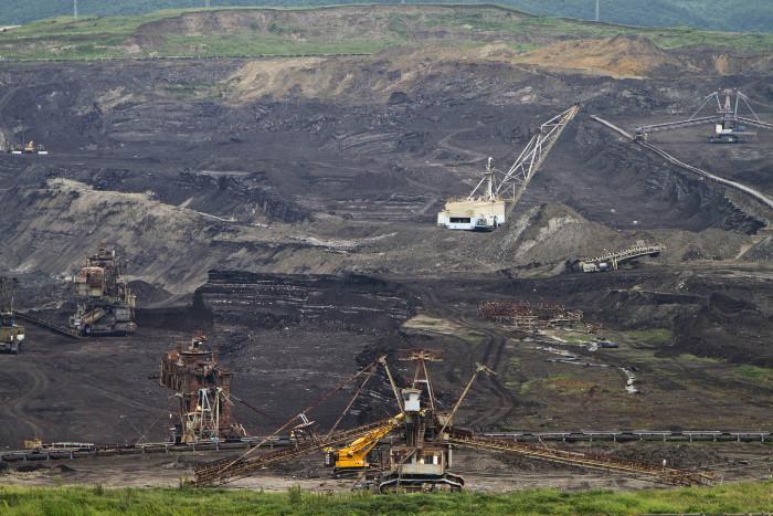 Hade mining location